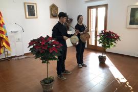 El acto de conmemoración del Día de la Constitución en Formentera, en imágenes