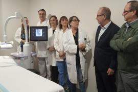 El Hospital Son Llàtzer incorpora nueva tecnología pagada por la fundación del dueño de Inditex