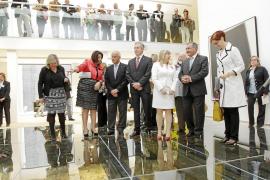 El arte contemporáneo regresa a su casa de Dalt Vila