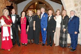 Cena de gala de la Hermandad Monárquica