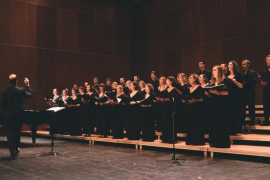 Concierto de Navidad del Coro del Teatre Principal en Sa Màniga