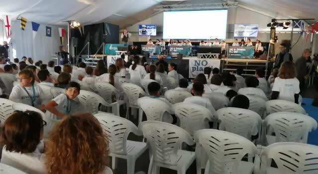 Se celebra el concurso Eivissapiens en la carpa del Passeig de Ses Fonts