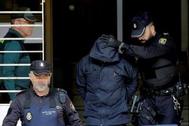 Declaración del sospechoso de matar a Marta Calvo