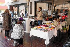 Mercado solidario para apoyar a las personas con diversidad funcional