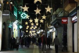 La calle sindicato cuenta con numerosos pequeños comercios