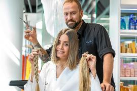 Donar pelo para una buena causa es posible en Clapés