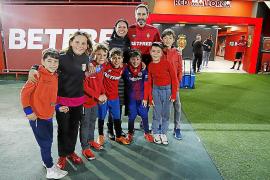 Goles por una buena causa en Mallorca
