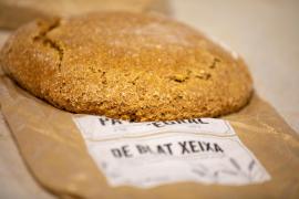 El taller de pan 'xeixa' de Iban Yarza, en imágenes.