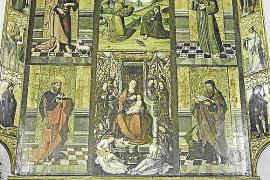 El Govern dará una subvención al Obispado de Ibiza por el retablo de Jesús