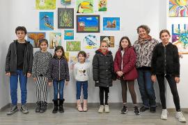 Los alumnos de Nadia Banegas desbordan creatividad y originalidad