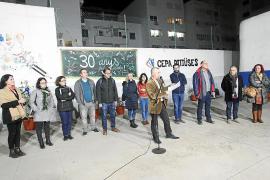 La escuela de adultos rechaza la instalación del centro de primera acogida en Sa Bodega