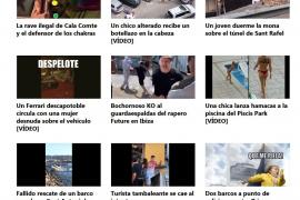 Nueva edición de los Premios Bambo para elegir a 'los más tontos' de Ibiza