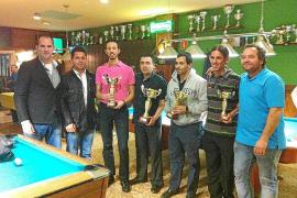 El campeón continental Francisco Díaz se saca la espina en Ilusions Pool