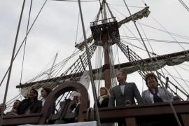 La Constitución de Cádiz llega por mar