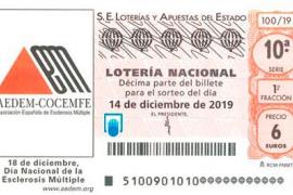Cupón de la Lotería Nacional