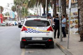 Tres heridos y un perro muerto en Ibiza por el ataque de otro potencialmente peligroso