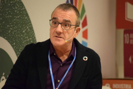 Juan Pedro Yllanes, vicepresidente del Govern