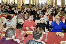 Comida de Navidad organizada por el Rotary Club Mallorca
