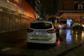 Fallece un hombre atropellado un camión de la limpieza en Madrid