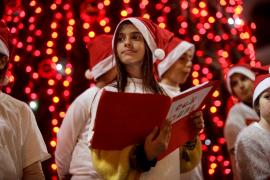 Villancicos como adelanto de las Navidades