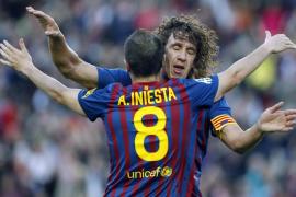 El Barça mantiene el espíritu (4-1)