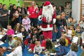 El CEIP Can Misses celebra la Navidad