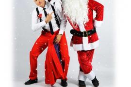 Formentera celebra su fiesta de Papá Noel