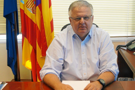 Rafael Roig, presidente de la Federación Empresarial Balear de Transportes