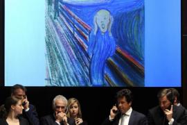«El grito» de Munch arrebata el récord a Picasso tras venderse por 120 millones