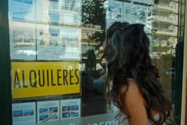 Los jóvenes de Baleares dedican al pago del alquiler el doble de sueldo que hace seis años