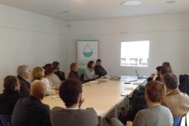 La Alianza por el Agua pide medios al Govern para mejorar la gestión del agua en Ibiza