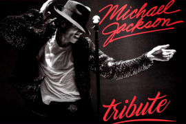 Recuerdo a Michael Jackson en Trui Teatre