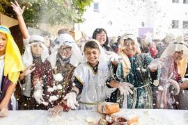 El Ecobelén viviente reúne a centenares de jóvenes y mayores en la Consolación