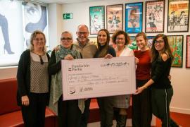 La fiesta solidaria de la Fundación Pacha recauda más de 14.500 euros