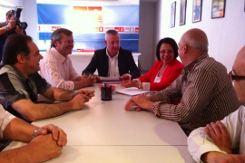 Caldera vaticina la pérdida de 25.000 empleos en Balears, 5.000 de ellos por la reforma laboral