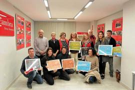 La Cámara de Comercio entrega los premios de escaparatismo navideño