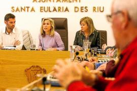 El pleno de Santa Eulària se centra en la Policía Local