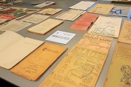 Mapas del siglo XVII y XVII y Llibres de Juraria para el Arxiu Històric d'Eivissa
