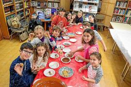 El municipio de Sant Josep vive un viernes de Navidad muy completo