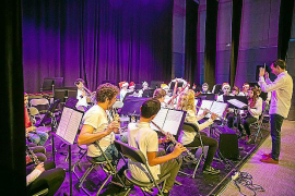 Dos conciertos para reestrenar el Conservatori d'Eivissa i Formentera