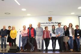 El área de Salud de Ibiza y Formentera homenajea a sus jubilados en 2019
