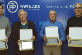 Homenaje en Formentera a los alcaldes populares en los 40 años de democracia