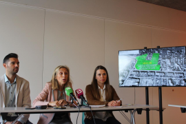 Autorizada la modificación urbanística propuesta por Santa Eulària para obtener terrenos para el nuevo colegio
