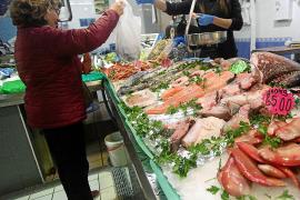 Inquietud en los mercados por los precios de la compra para Navidad