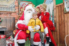Santa Claus llena de ilusión y magia la ciudad