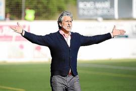 Pablo Alfaro: «Es un día en el que el fútbol en la isla ha crecido»