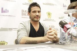David DeMaría: «El público de Eivissa siempre me trata maravillosamente»