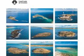 Formentera edita su calendario de 2020 centrado en zonas del litoral