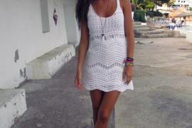 La modelo Malena Costa: «Ha  llegado algo increíble a mi vida»
