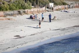 El buen tiempo en Navidad en Ibiza, en imágenes (Fotos: Arguiñe Escandón / Toni P.).